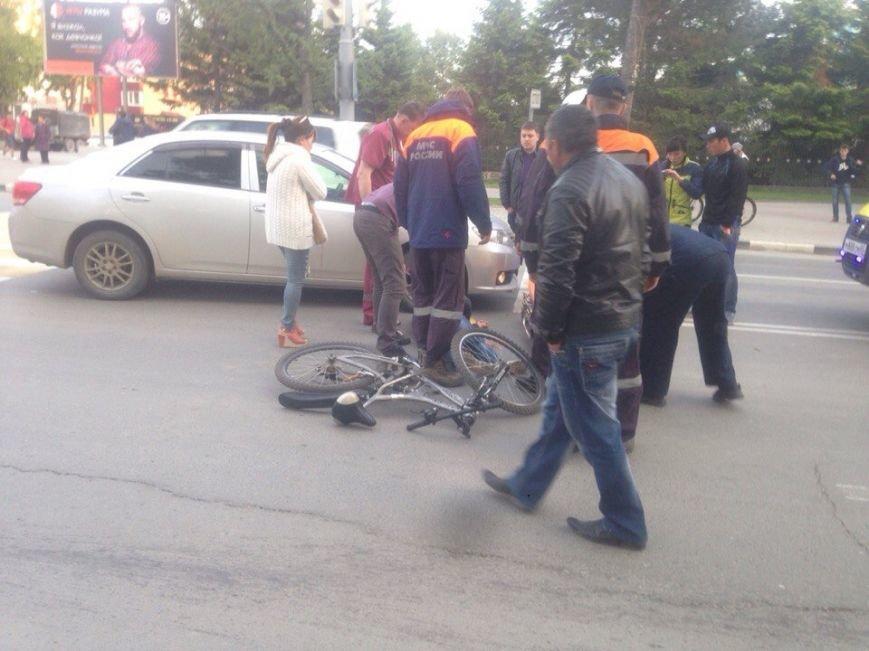 Велосипедист пострадал в ДТП в Южно-Сахалинске, фото-7