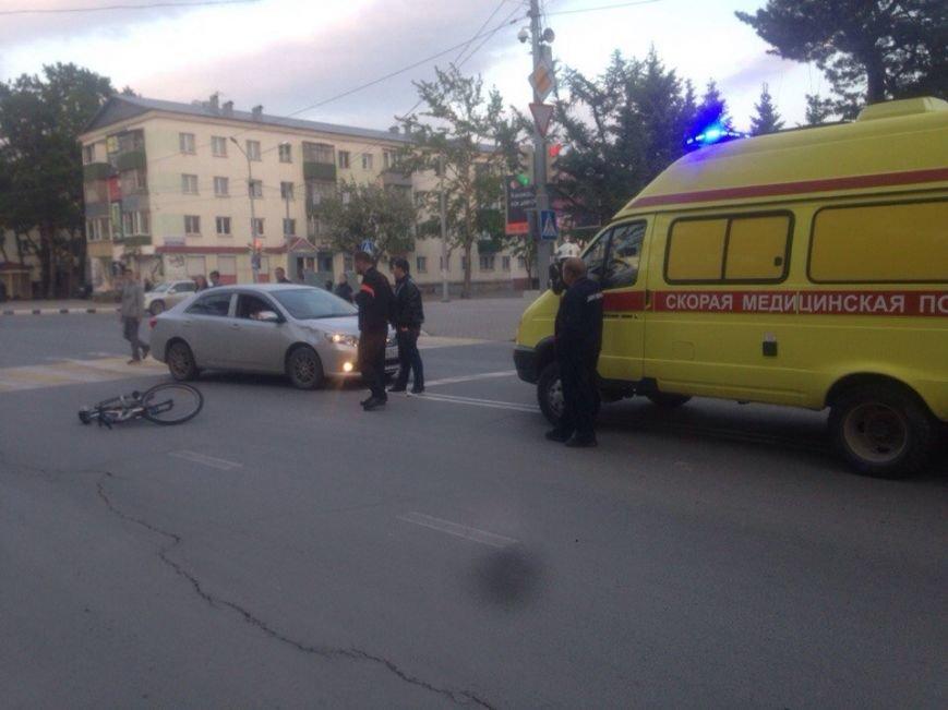 Велосипедист пострадал в ДТП в Южно-Сахалинске, фото-2