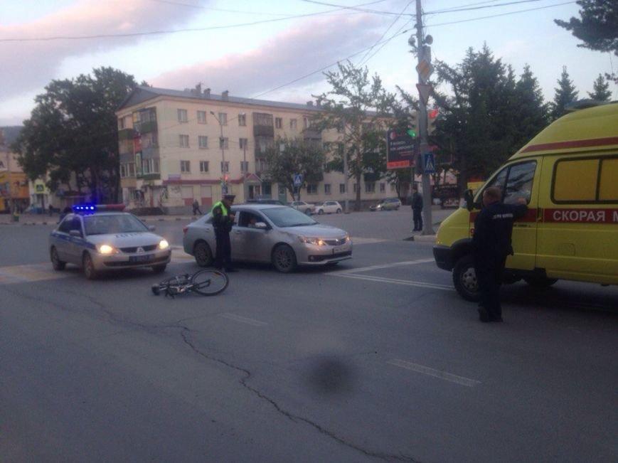 Велосипедист пострадал в ДТП в Южно-Сахалинске, фото-4