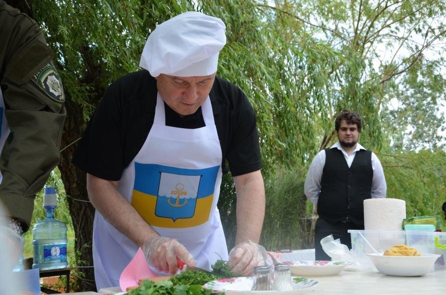 Аваков, Тарута, Аброськин и Троян сварили гороховый суп для мариупольцев (ФОТО+ВИДЕО), фото-12