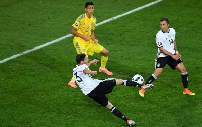 Євро-2016: Збірна України поступилася німцям з рахунком 0:2, фото-1