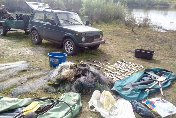 Браконьеры из Черниговской области «порыбачили» на 11 тысяч, фото-2