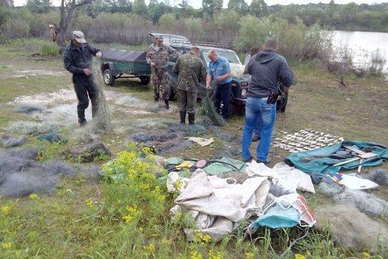 Браконьеры из Черниговской области «порыбачили» на 11 тысяч, фото-3