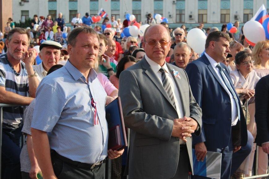 В Симферополе чествовали первого чемпиона крымской Премьер-лиги по футболу (ФОТО), фото-2