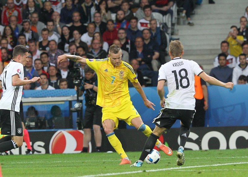 Германия - Украина 2:0, фото-5
