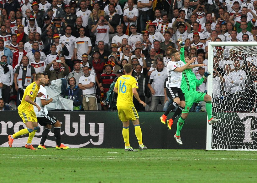 Германия - Украина 2:0, фото-6