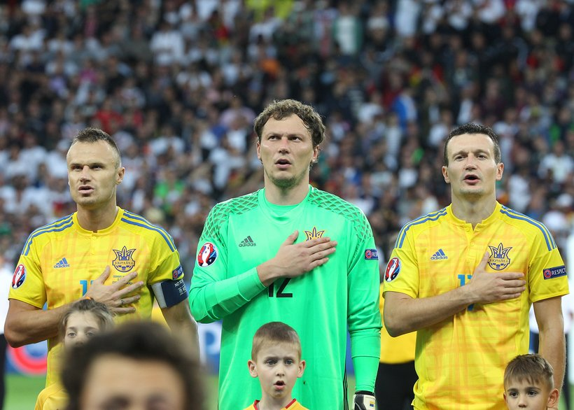 Германия - Украина 2:0, фото-1