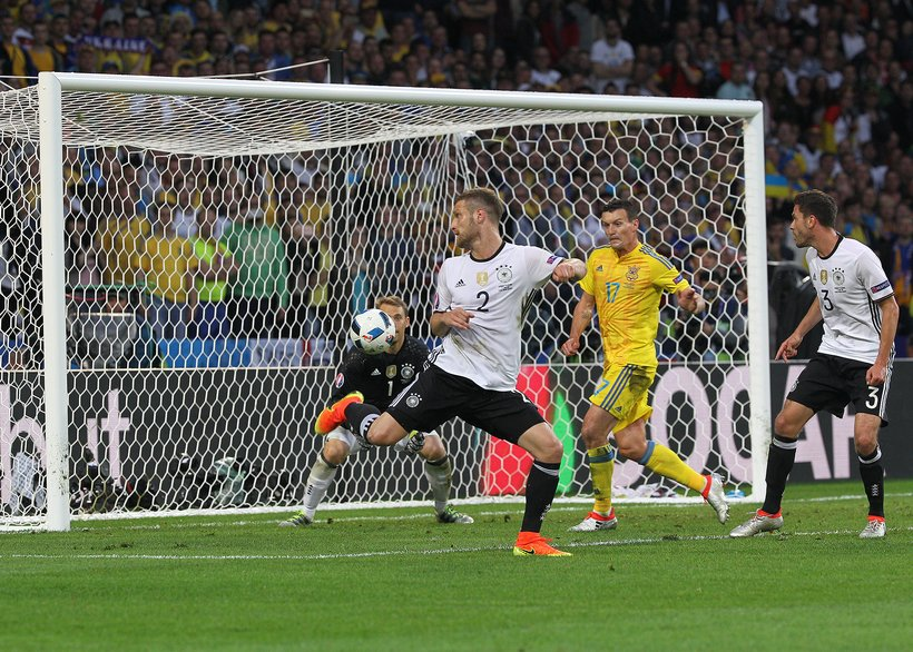 Германия - Украина 2:0, фото-7
