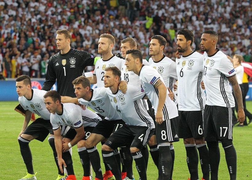 Германия - Украина 2:0, фото-2