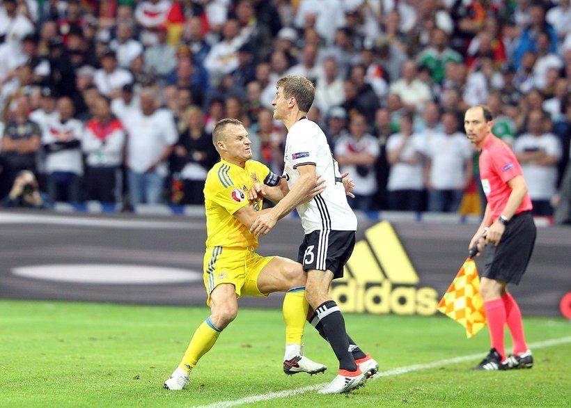Германия - Украина 2:0, фото-3