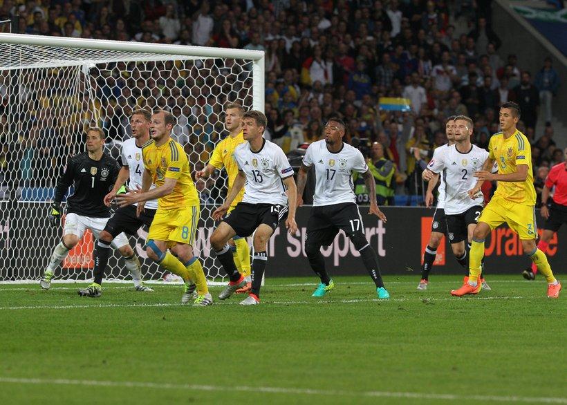 Германия - Украина 2:0, фото-4