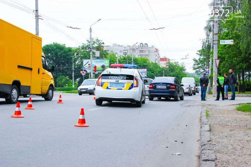 У Чернівцях по вулиці Південно-Кільцевій трапилася ДТП(ФОТО), фото-4