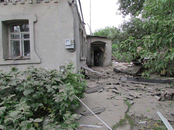 Авдеевка вновь содрогалась под ударами артиллерии (ФОТО), фото-4