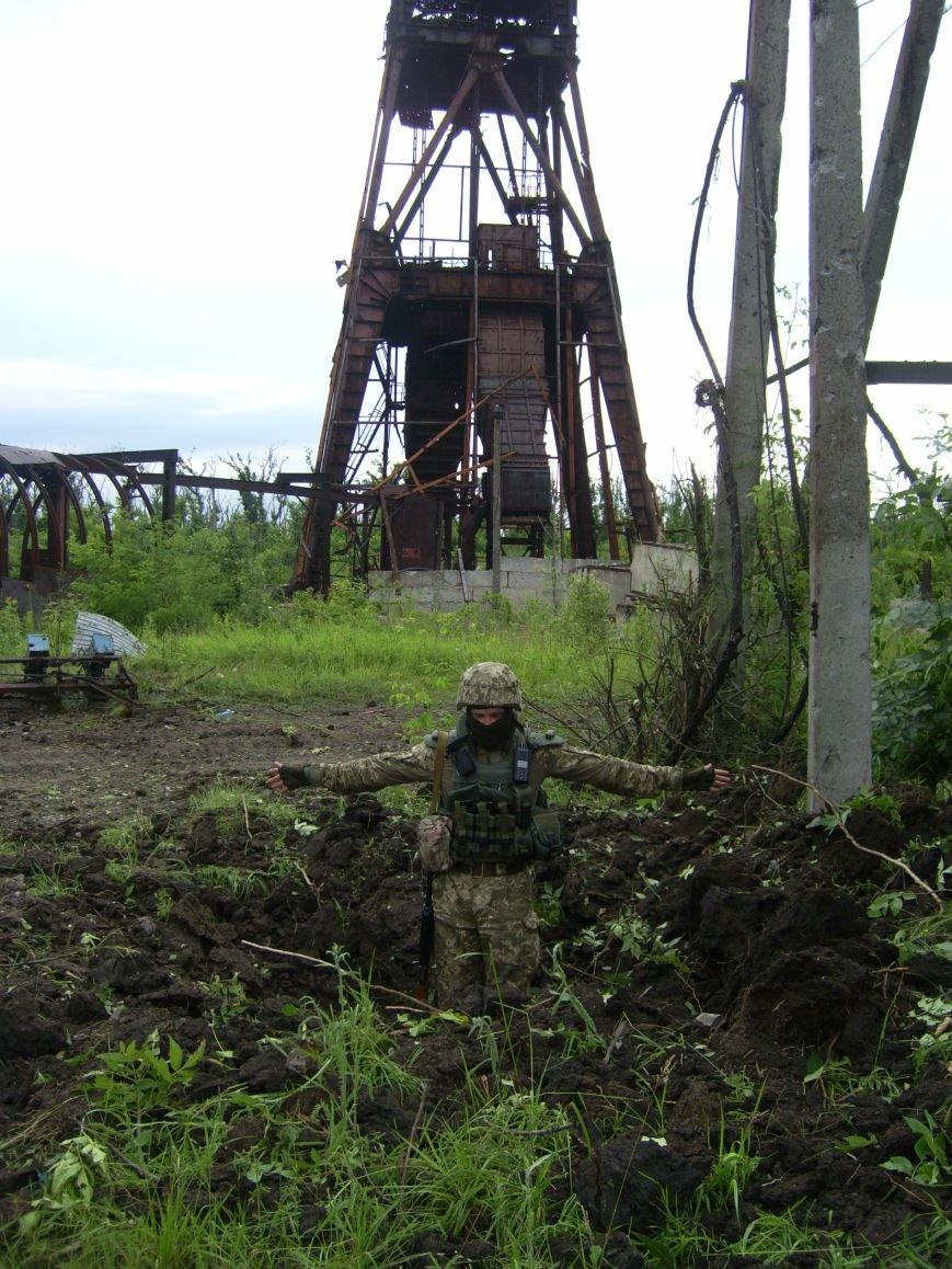 Авдеевка вновь содрогалась под ударами артиллерии (ФОТО), фото-1
