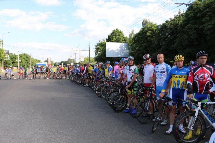 У Білій Церкві змагались ветерани велоспорту, фото-1