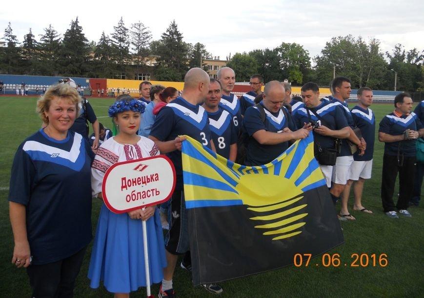 Спортивные достижения депутатов добропольского района, фото-1