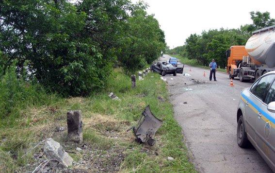 Под городом Белицкое произошло ДТП с летальным исходом, фото-1