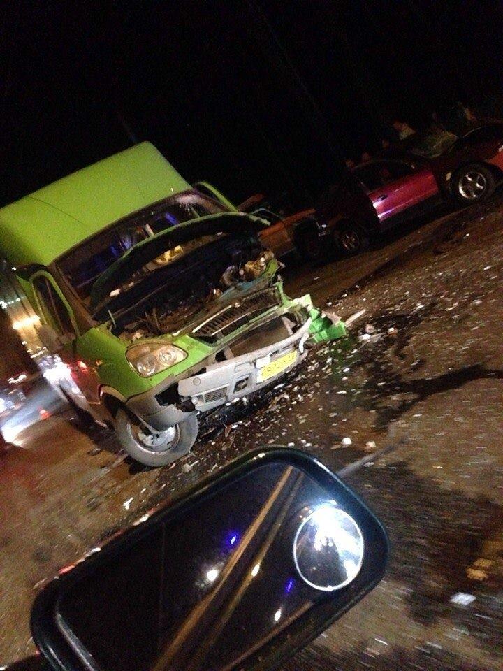 В страшном ДТП возле Яловщины сильно пострадал мужчина, фото-4