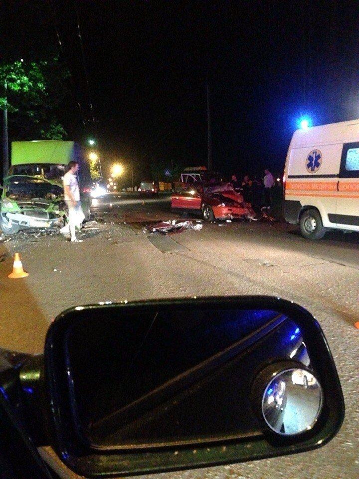 В страшном ДТП возле Яловщины сильно пострадал мужчина, фото-2