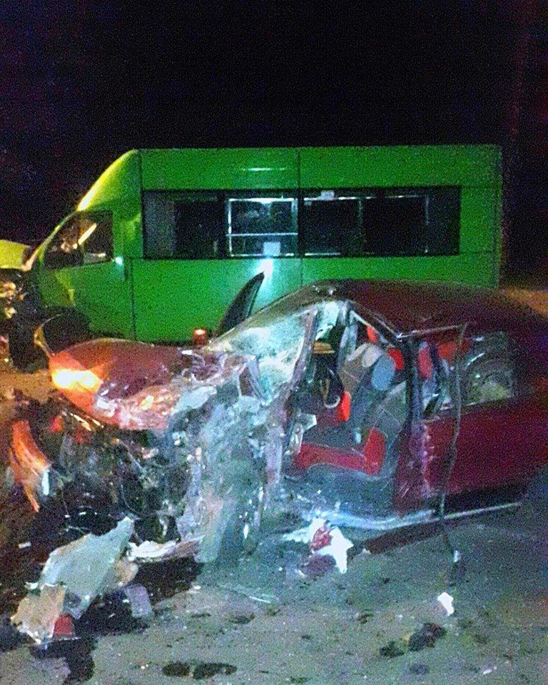 В страшном ДТП возле Яловщины сильно пострадал мужчина, фото-3
