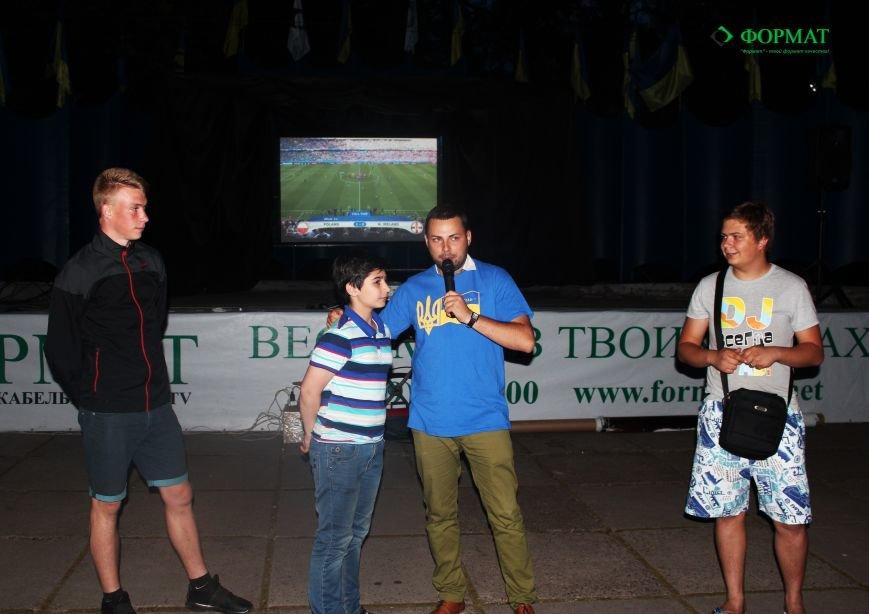В Мариуполе состоялось открытие Фан-зоны Евро-2016, фото-3