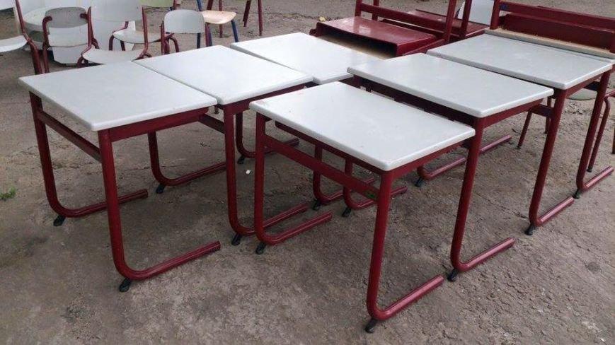 В Белозерском районе только одна школа отвечает требованиям Минобразования (фото), фото-1