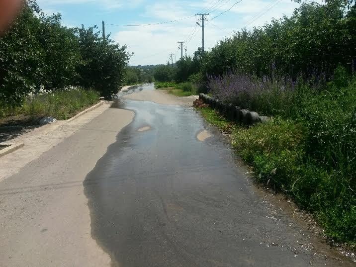В Мариуполе питьевая вода затопила частный сектор (ФОТОФАКТ), фото-3