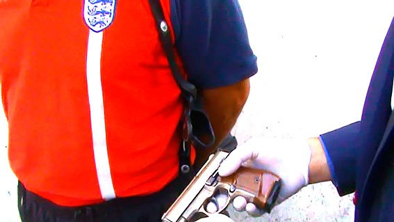 На Черниговщине поймали банду, тяжело истязавшую бабушку, фото-1