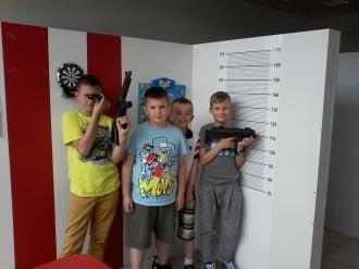 Маленькі гімназисти з Новограда-Волинського побували на екскурсії у Житомирі, фото-5