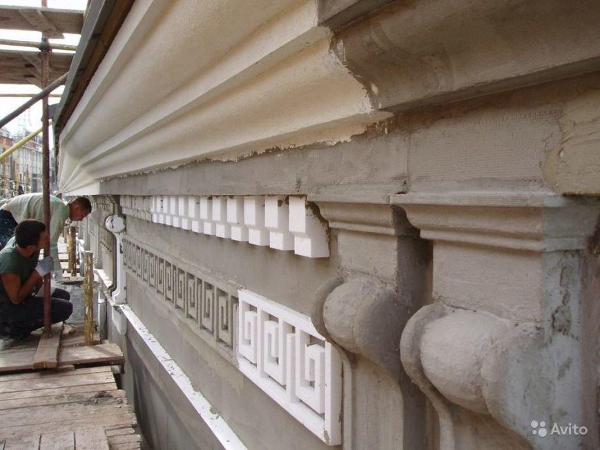 Реставрация фасадов из камня, фото-1