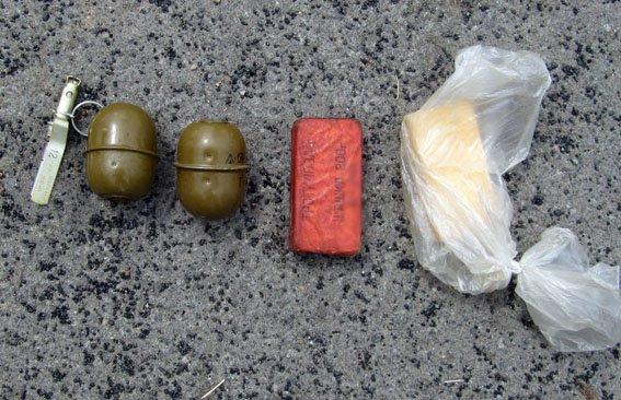 На Константиновском блокпосту задержали волонтеров с боеприпасами, фото-3