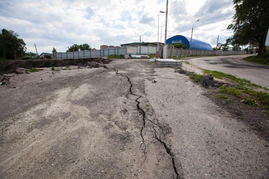 Оползень в Ульяновске продолжает разрушать склон? ФОТО, фото-10