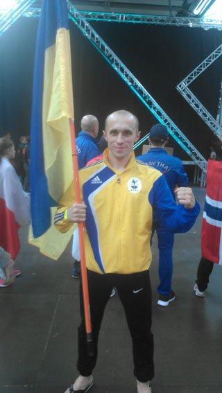 Черниговский полисмен стал чемпионом мира по кикбоксингу, фото-2