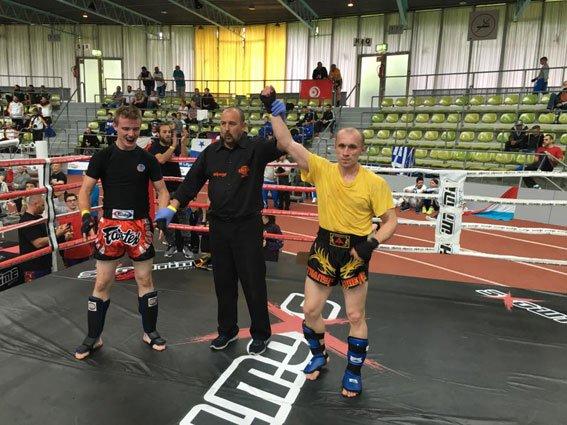 Черниговский полисмен стал чемпионом мира по кикбоксингу, фото-1