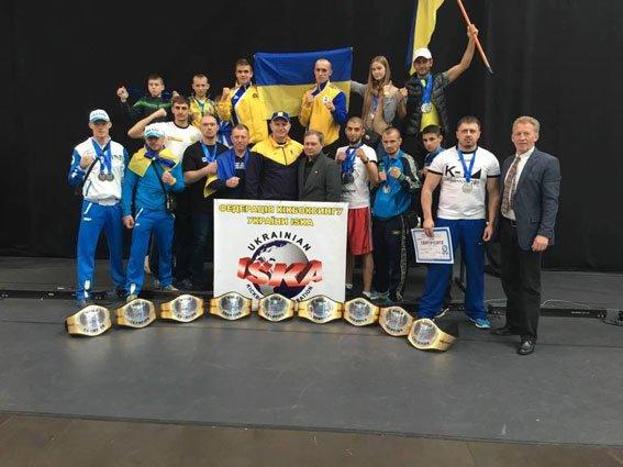 Черниговский полисмен стал чемпионом мира по кикбоксингу, фото-3