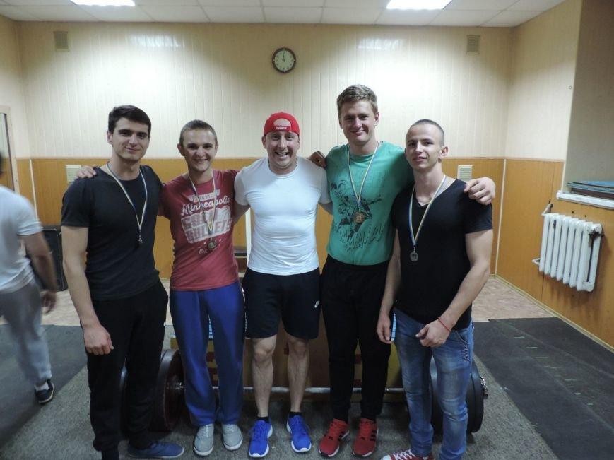 Кременчугские пауэрлифтеры привезли домой четыре медали (ФОТО), фото-2