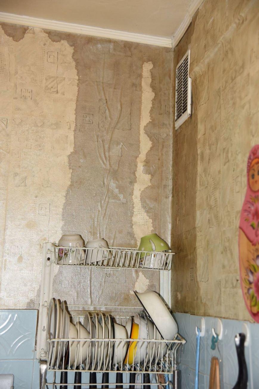В Троицком доме прорвало трубу, фото-1