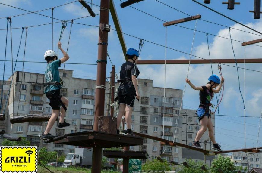 Гризли Веревочный парк 4