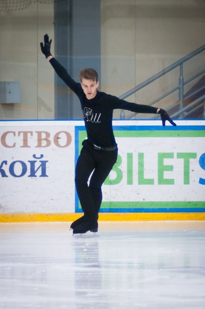 Сахалинские фигуристы-любители завершили сезон соревнованиями в произвольной программе, фото-5