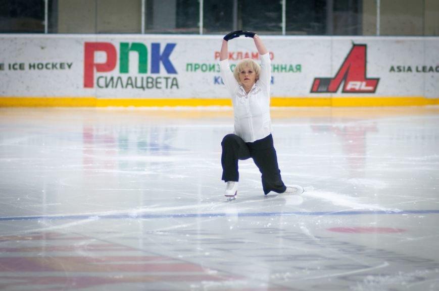 Сахалинские фигуристы-любители завершили сезон соревнованиями в произвольной программе, фото-1