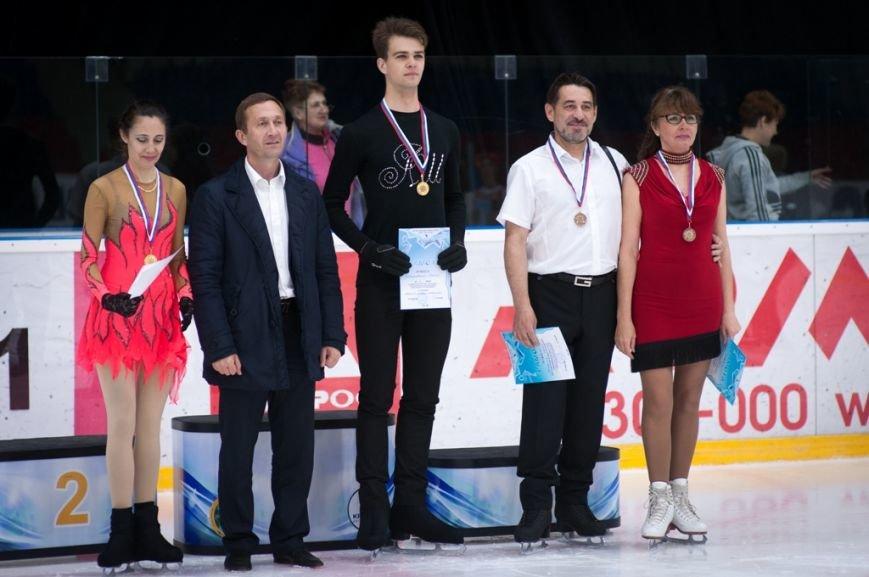 Сахалинские фигуристы-любители завершили сезон соревнованиями в произвольной программе, фото-7