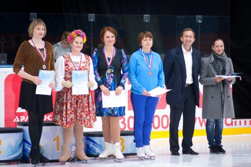 Сахалинские фигуристы-любители завершили сезон соревнованиями в произвольной программе, фото-6