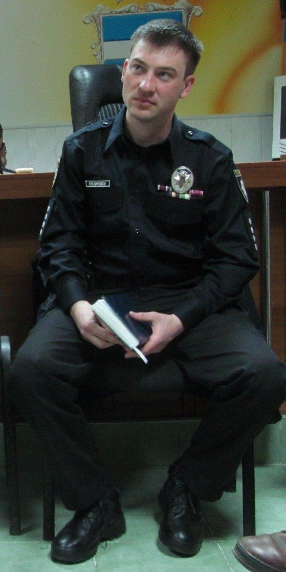 Командир батальона патрульной службы Кременчуга не прошёл переаттестацию, фото-1