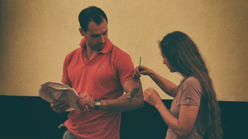 В Херсоне презентовали альманах современной украинской поэзии (фото), фото-2