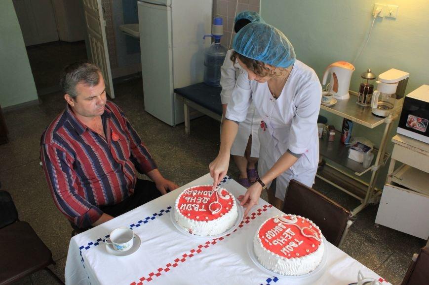 В Бахмуте прошел День донора, фото-7