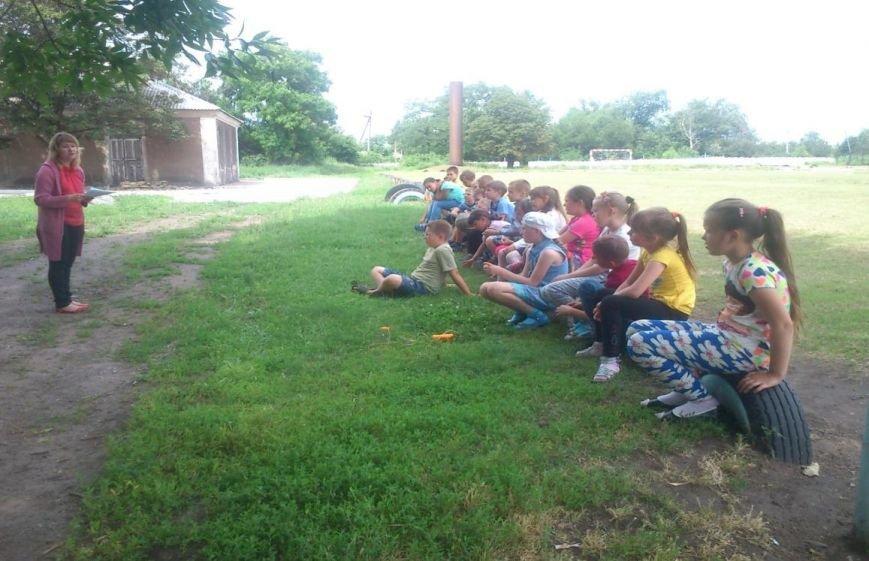 Здоровье - это спорт! Спортивная программа для школьников Добропольского района, фото-3