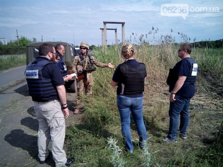 Наблюдательная миссия зафиксировала «прилеты» в опасной близости от Авдеевского КХЗ (ФОТО), фото-3