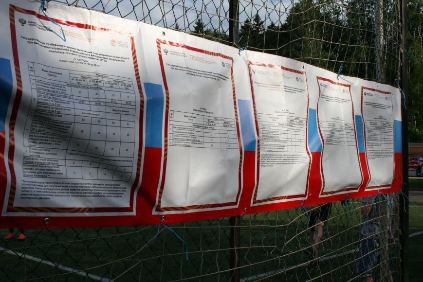 На Троицком стадионе сдавали нормативы ГТО, фото-6