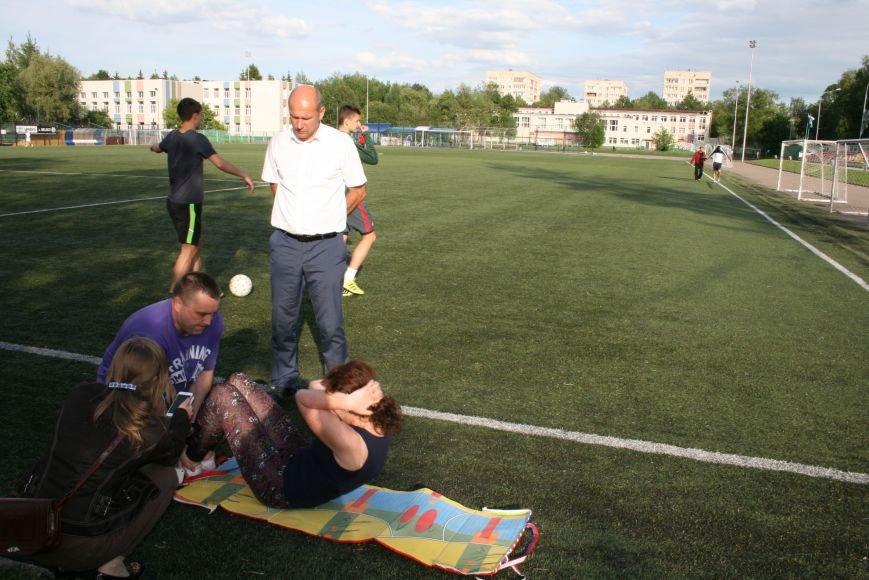 На Троицком стадионе сдавали нормативы ГТО, фото-2