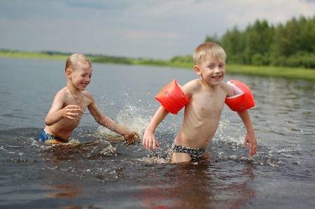 Как херсонцам уберечь своих детей от несчастных случаев на воде, фото-1